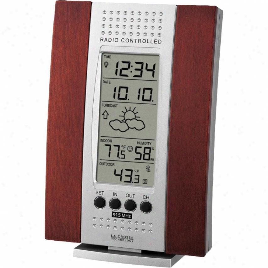 La Crosse Technology Ltd Lc Wireless Forecast Station