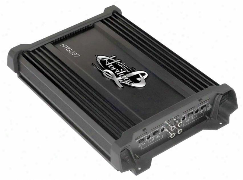 Lanzar 1000 Watt 2 Channel Mosfet Amplifier