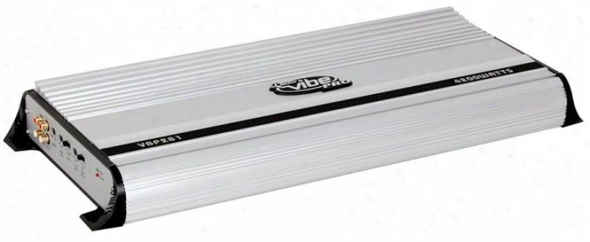 Lanzar 4200 Watts 2 Channel High Power Mosfet Amplifier