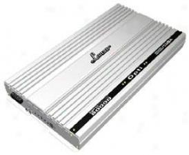 Lanzar Mono Block Competition Class Amplifier 8000 Watt Optidrive Opti8000d