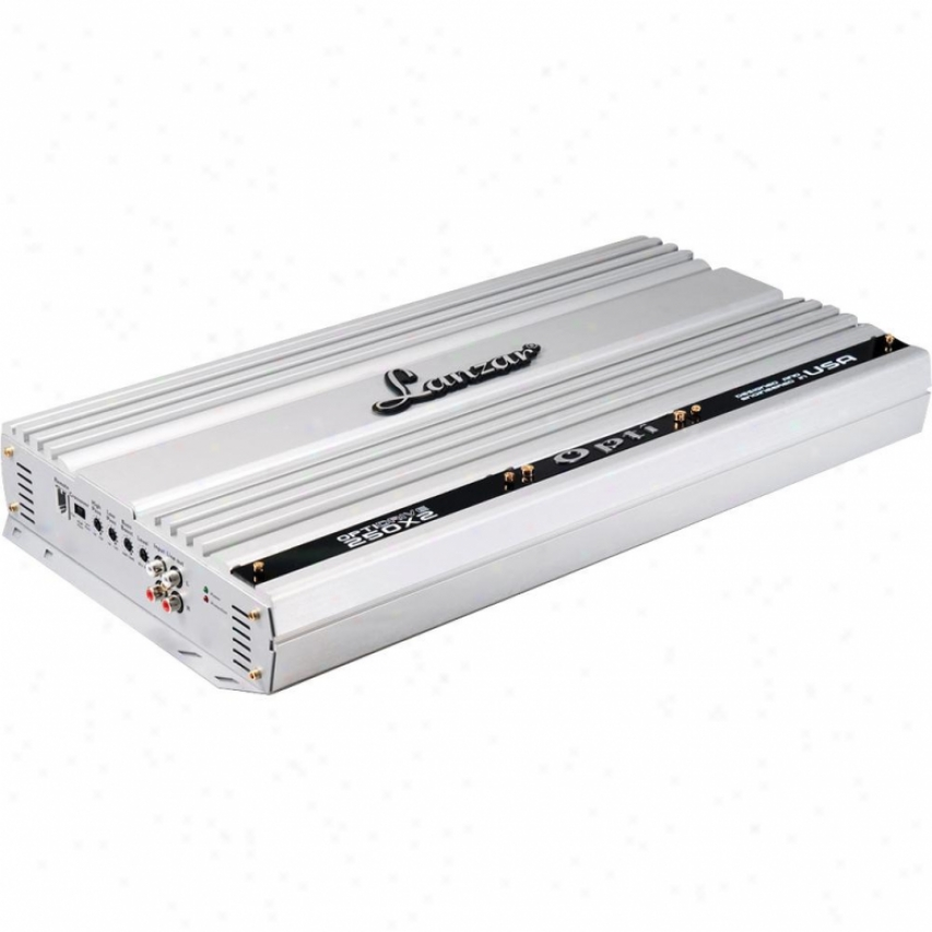 Lanzar Optidrive 1000 Watt 2 Channel Competition Scientific division  Mosfet Amplifier