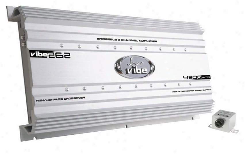 Lznzar Vibe 4200 Watts 2 Channel Mosfet Amplifier