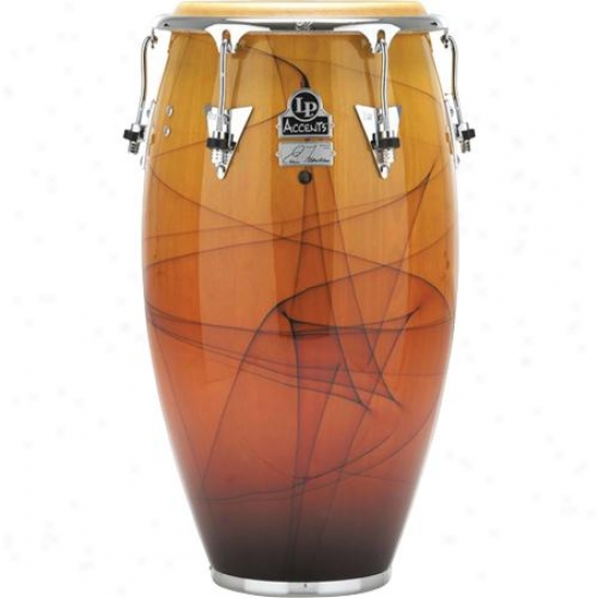 "Latin Percussion Accents Eddie Montalvo Signature 12-1/2"" Tumba"