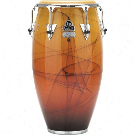 Latin Percussion Eddie Montalvo Signature 11-3/4&quot ; Conga Drum Lp559xem