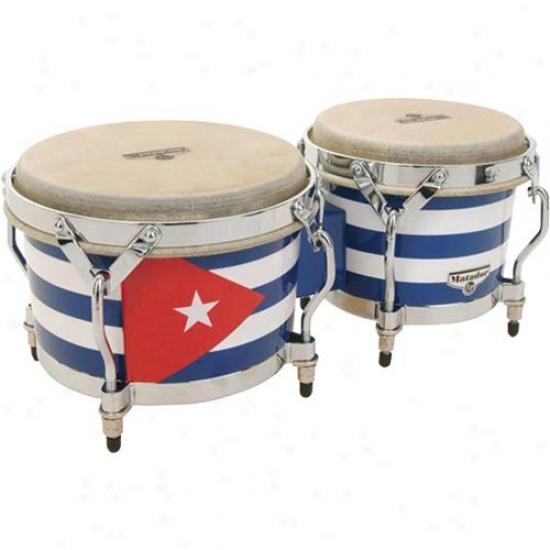 Latin Percussion Matador Cuban Heritage Bongps