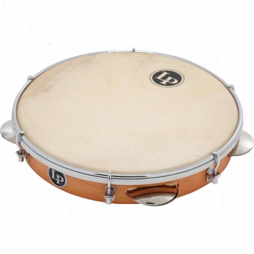 "Latin Percussion Rio Brazilian 10"" Pandeiro"