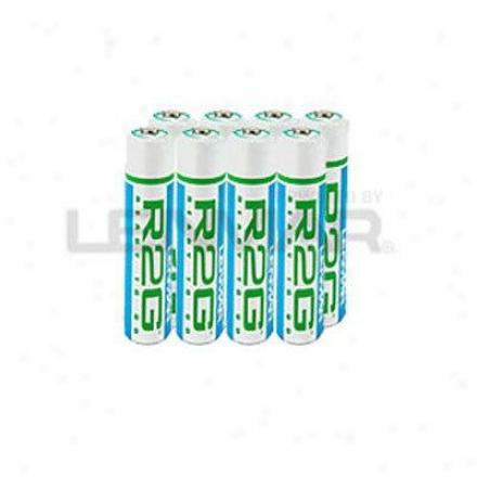 Lenmar Enterpdises Ready-2-go Battery Aaa 8-pack