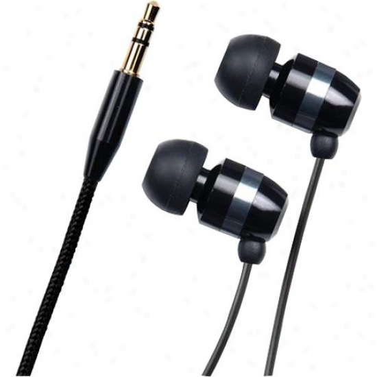 Lenntek 800b0927 Sonix 1 Earphones - Black