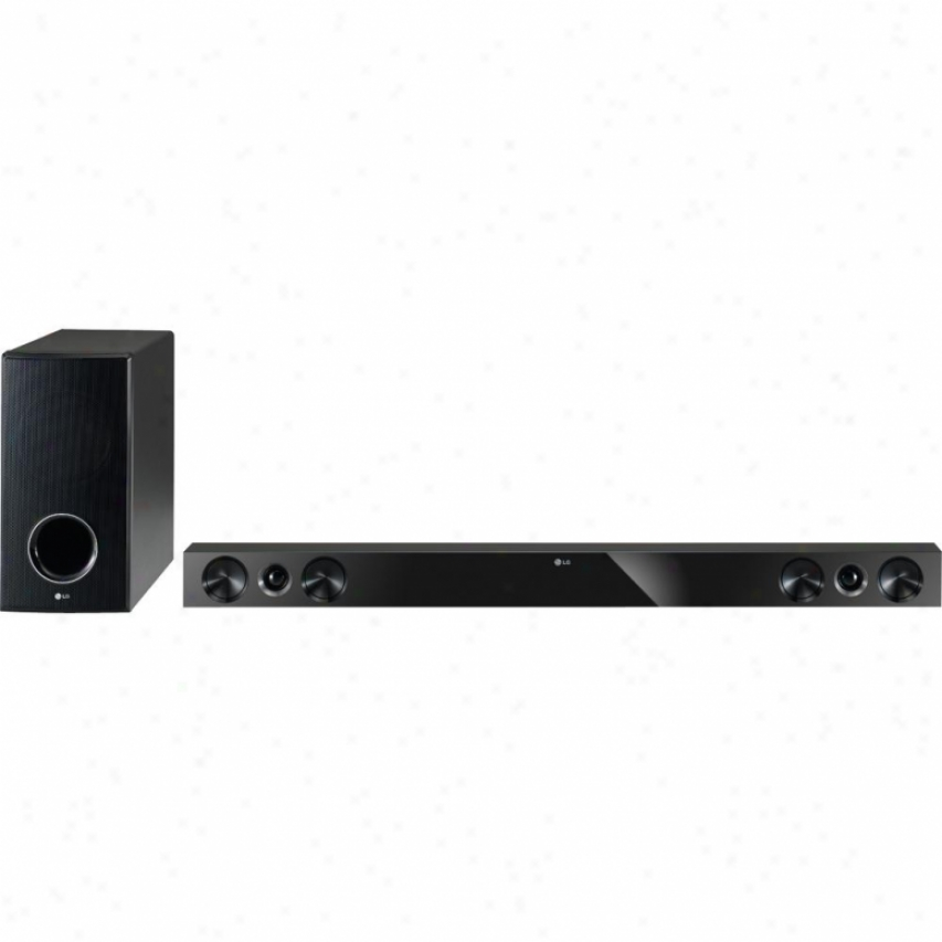 Lg Nb3520a Sound Rail Audio System With Wireless Subwoofer & Bluetooth Streaming
