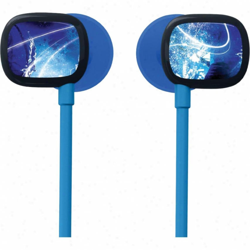 Logitech Ue100 Earphones Blue Stagw