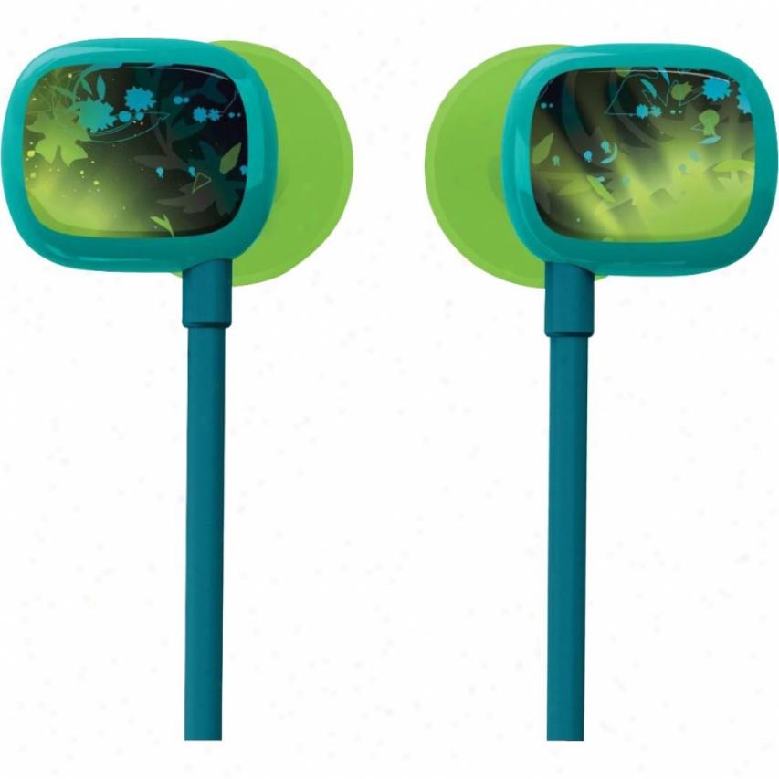 Logitech Ue100 Earphones Jade