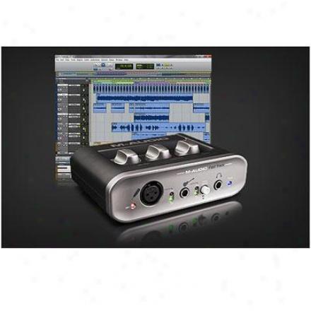 M-audio Avid Recording Studio