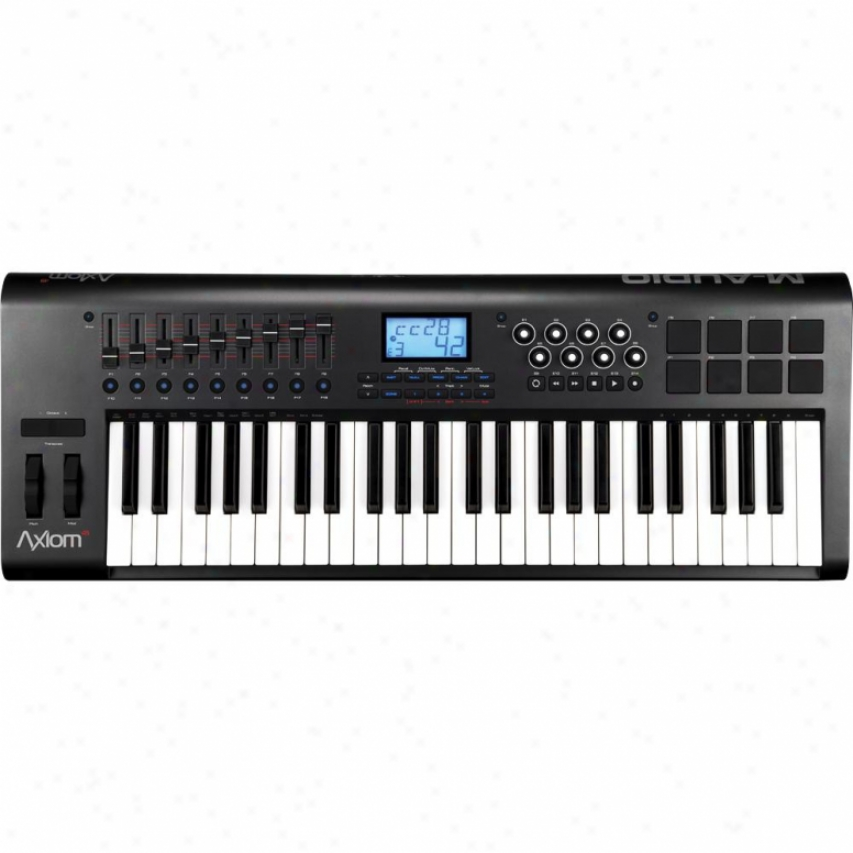 M-audio Axiom 49 Gen-2 49-key Semi-weighted Usb Midi Controller