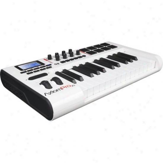 M-audio Axiompro25 25-key Usb Midi Controller