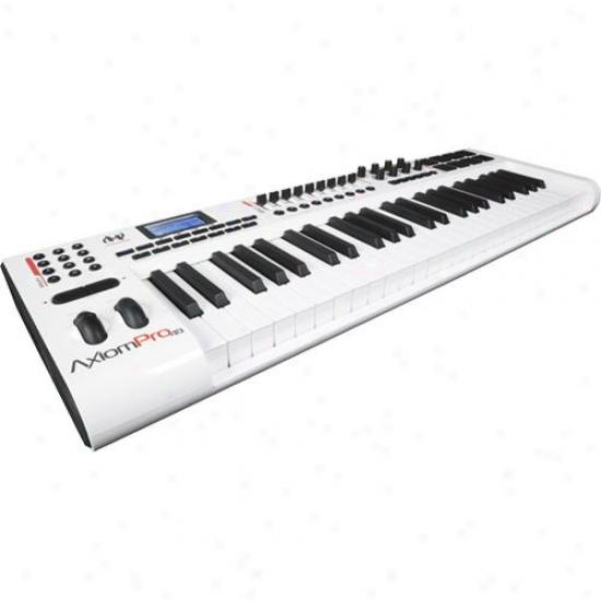 M-audio Axiompro49 Advanced 40-key Usb Midi Controller Keyboard