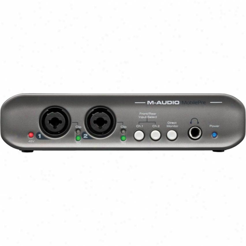 M-audio Pro Tools Mp + Mobilepee