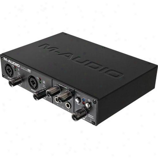 M-audio Profire 610 High-definition 6-in/10-out Firewire Audio Interface