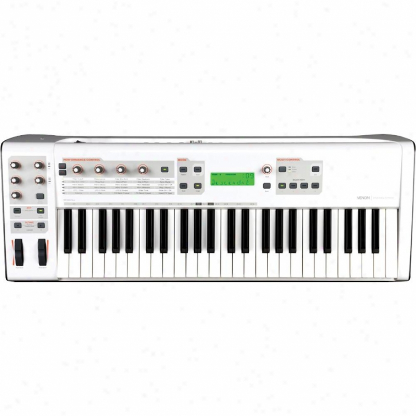 M-audio Venom 49-key Synthesizrr