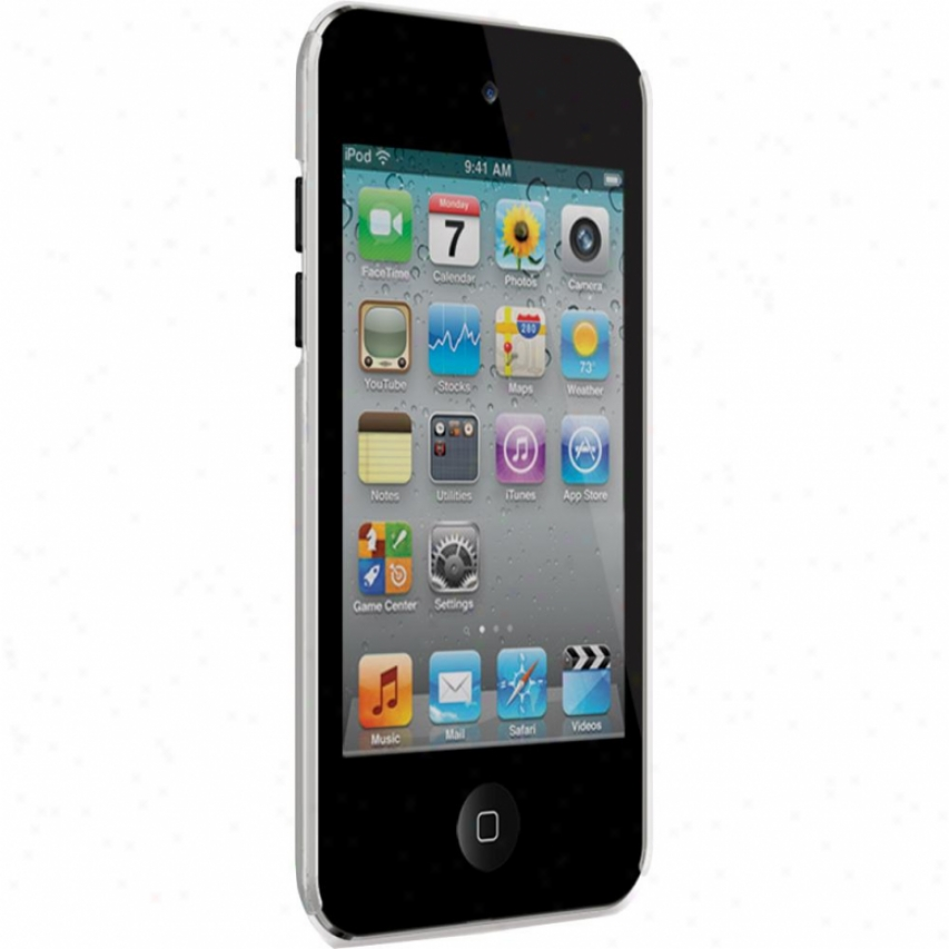 Macally Clear Snap-on Case Touch 4g