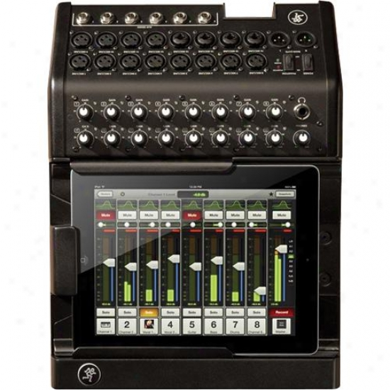 Mackie 16 Chanmel Digital Live Sound Mixer With Ipad Confrol