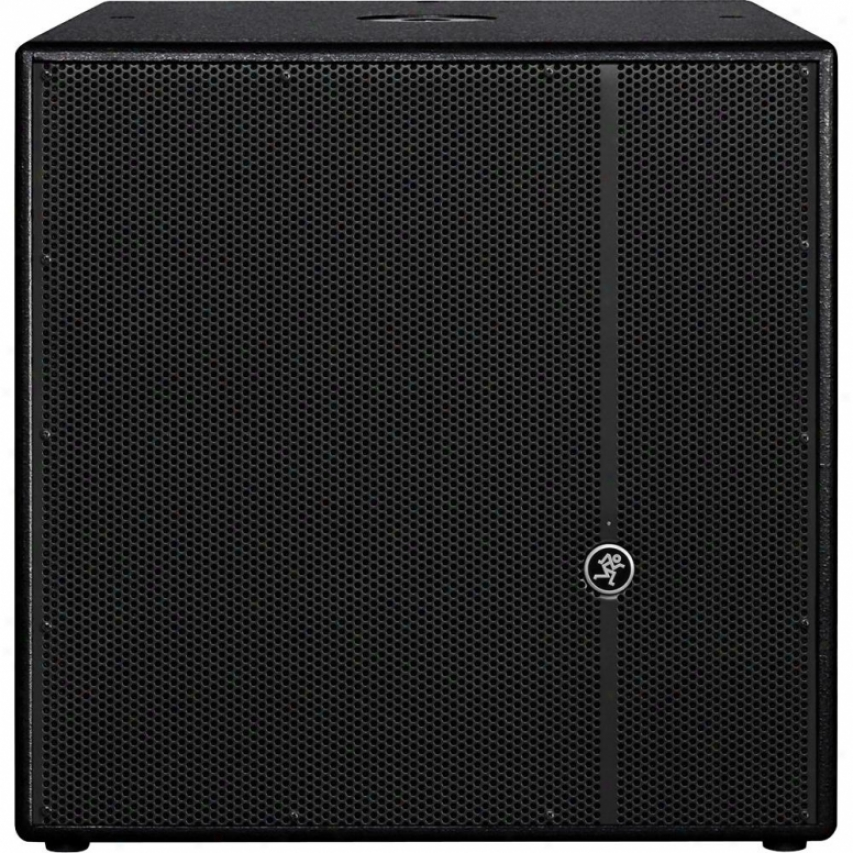Mackie Hd1801 1600-watt 18-inch Powered Subwoofer