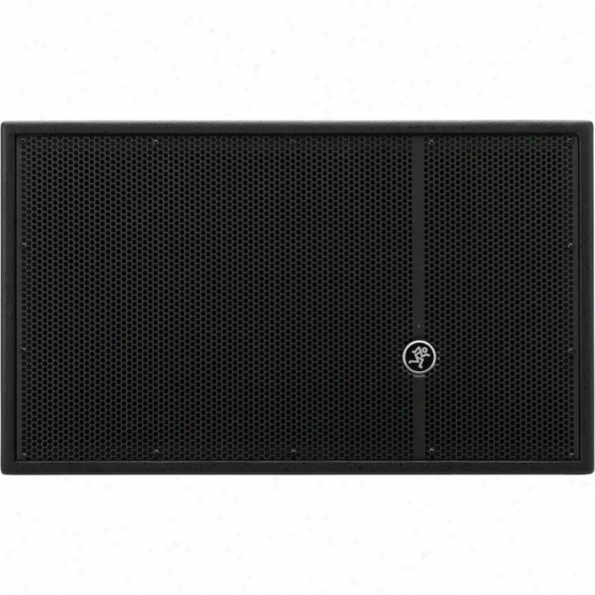 Mackie Hda 1200-watt 12-inch 2-way Arrayable Powered Loudspeaker