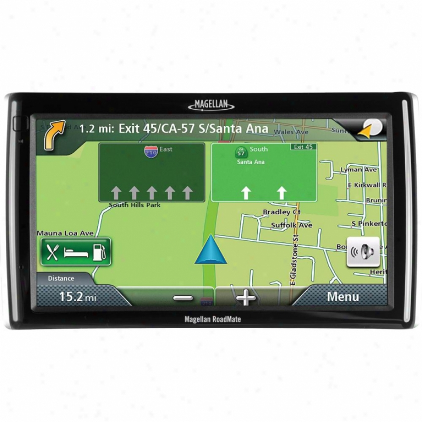 "Magellan Rm1700lm Roadmate 1700 7"" Touchscreen Gps Navigation System"