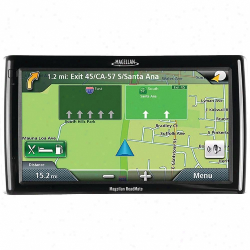 "Magellan Rm1700mu Roadmate 1700 7"" Touchscreen Gps Navigation System"