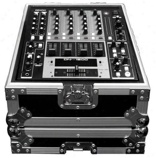 """Marathon Pro 12"""" Dj Mixer Case Fits: Pioneer Djm-600, Djm-800, Denon Dn-x1500, B"""