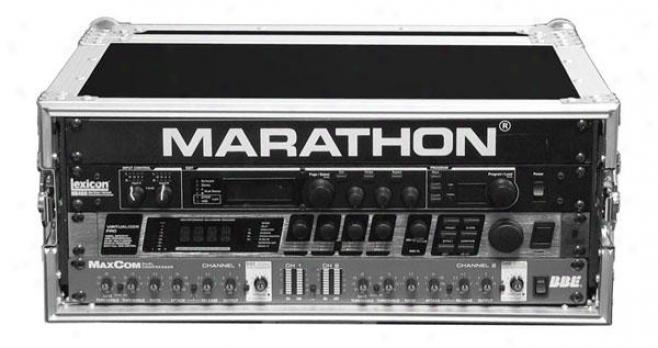 "Marathon Pro 4u Effect Deluxe Case - 14"" Body Depth"