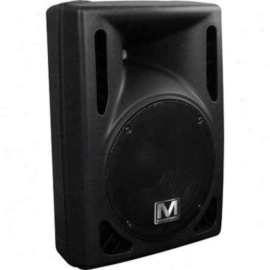 Marathon Pro Active 12&quot; 2-way Loudspeaker Ma-sr412