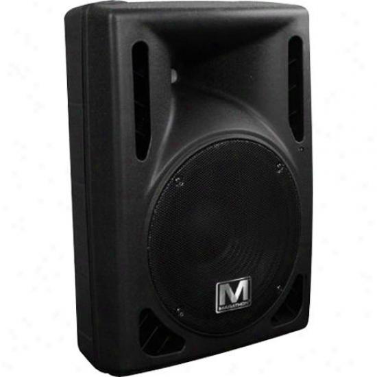 "Marathon Pro Active 15"" 2-way Abs Loudspeaker Ma-sr415"