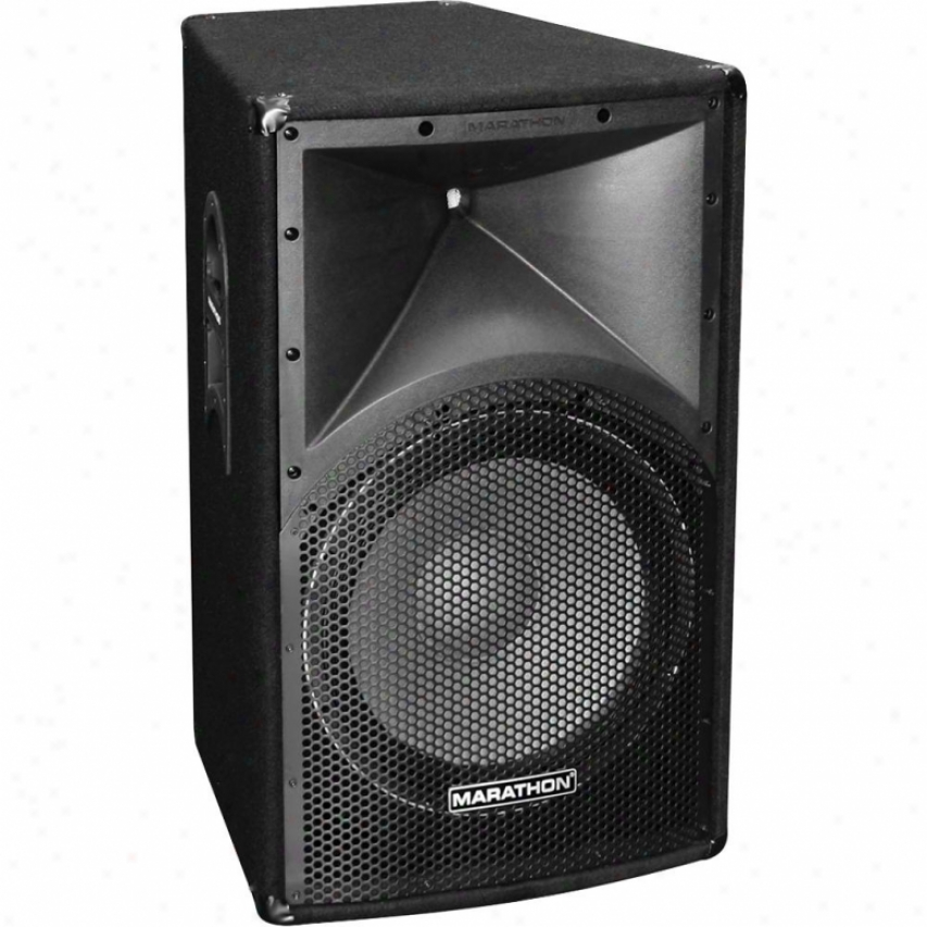 "Marathon Pro Ent-115 Single 15"" 2-way Loudspeaker"