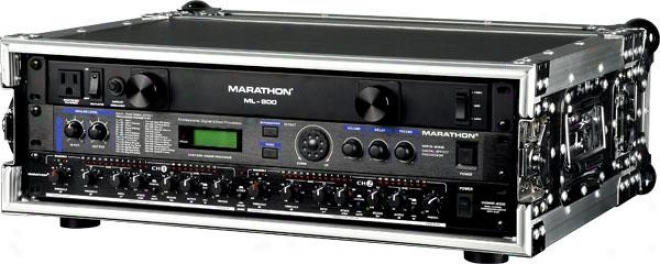 Marathon Pro Flight Ready Cases Ma-3uad 3u Amplifier Deluxe Declension-form