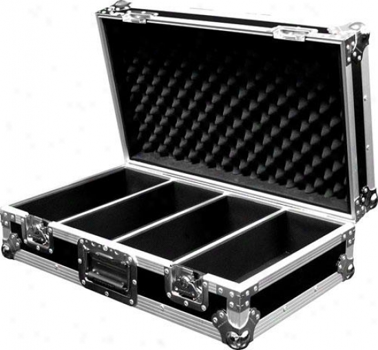 Marathon Pro Flight Ready Cases Ma-cd100 Deluxe Cd Case Holds 100 Jewel Case Cd'