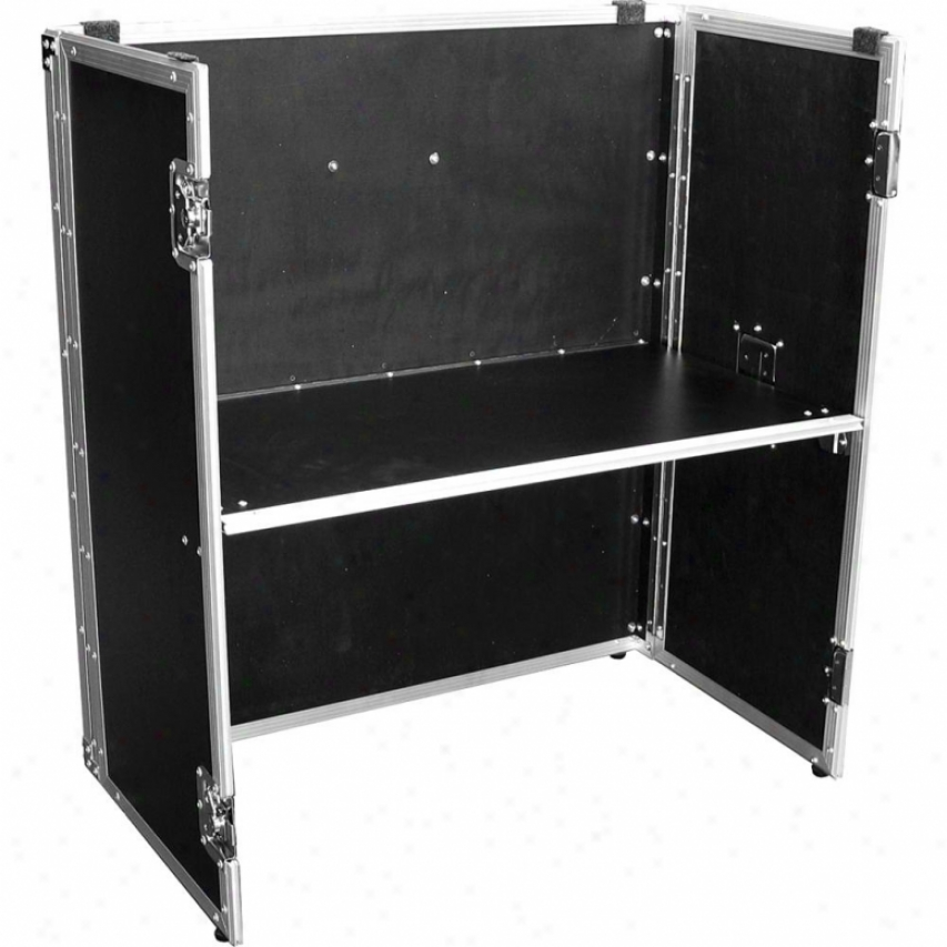 Marathon Pro Flight Ready Cases Ma-djstand Dj Fold Out Stand For All Coffins