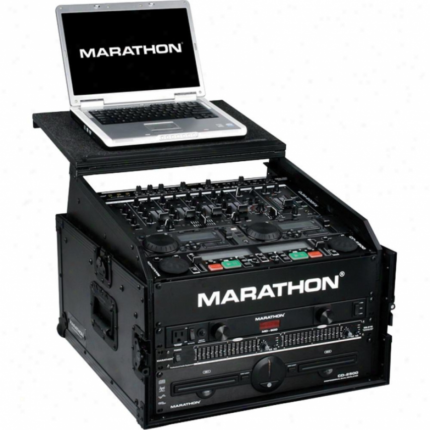 "Marathon Pro Flight Ready ""black Series"" Case Ma-m4ultblk - Black"