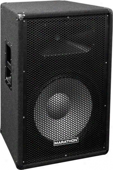 "Marathon Pro Jr-115 Compact Single 15"" Two Passage Portabel Loudspeaker"