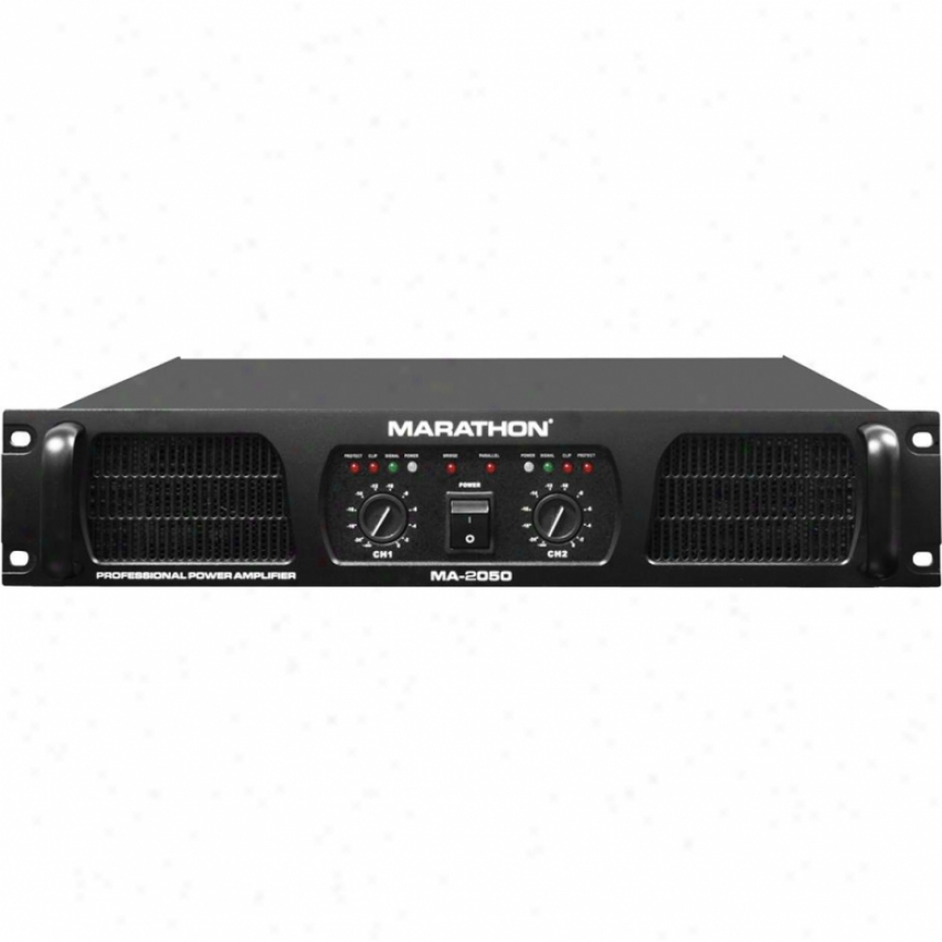Marathon Pro Ma-2050 Pro Series Amplifier