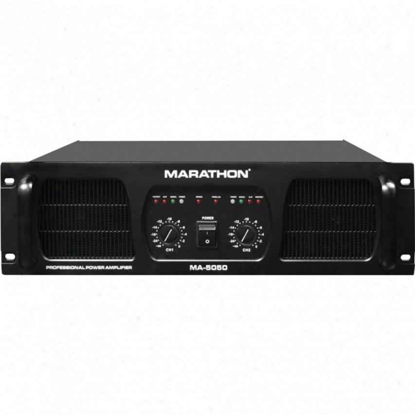 Marathon Pro Ma-5050 Pro Series Amplifier