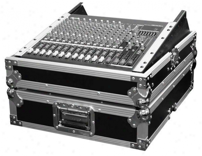 "Marathon Pro Ma-m19r 19"" Live Sound Mixing Console Cover , 12 Spaces W/ Rac Mount"