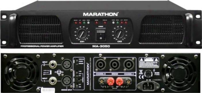 Marathon Pro Ma Pro Series Amlifiers