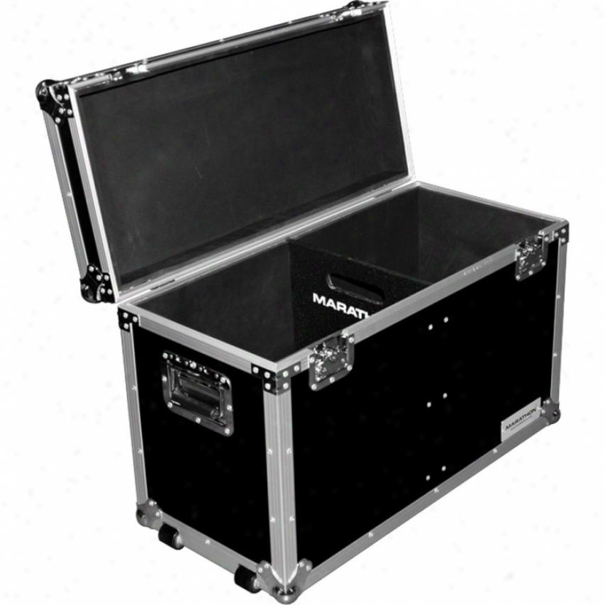 Marathon Pro Ma-sldc200w Utility Case W/ Built In Wheels