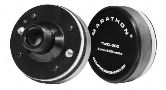 Marathon Pro Twd-500 Compression Driver