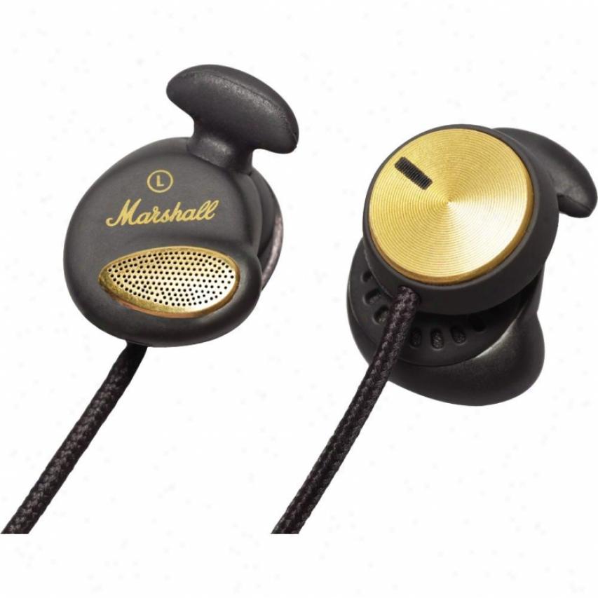 Marshall Mijor In-ear Headphones Black