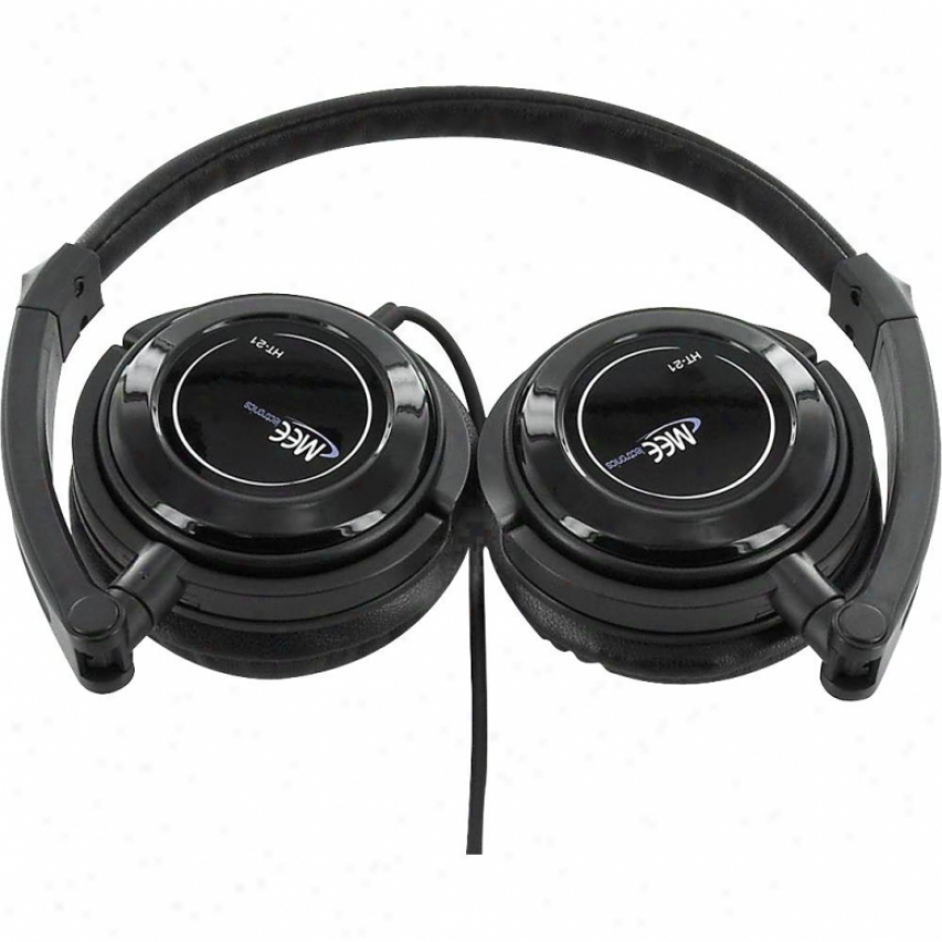 Meelectornics Ht-21 Portable Headphone