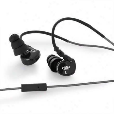 Meelectronics M6p In-ear Headphones (Murky)