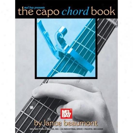 Mel Bay 20751 The Capo Chord Book