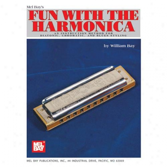 Mel Bay 9335 Fuh With The Harmonica Book