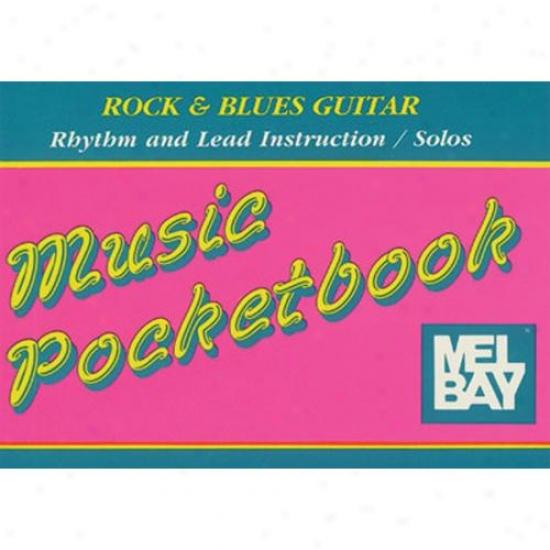 Mel Bay Rock And Blues Guitar Pocketbook